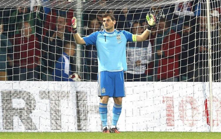Casillas será o adversário do atual presidente da RFEF, Luis Rubiales | Foto: Divulgação | AFP - Foto: Divulgação | AFP
