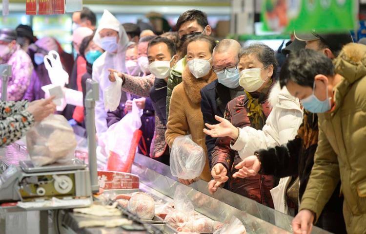 China tem mais de 42.200 casos confirmados da doença   Foto: STR   AFP - Foto: STR   AFP