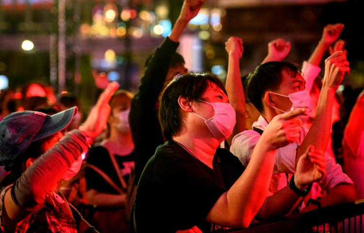 A SARS matou quase 800 pessoas em todo o mundo entre 2002 e 2003 | Foto: Mladen ANTONOV | AFP - Foto: Mladen ANTONOV | AFP