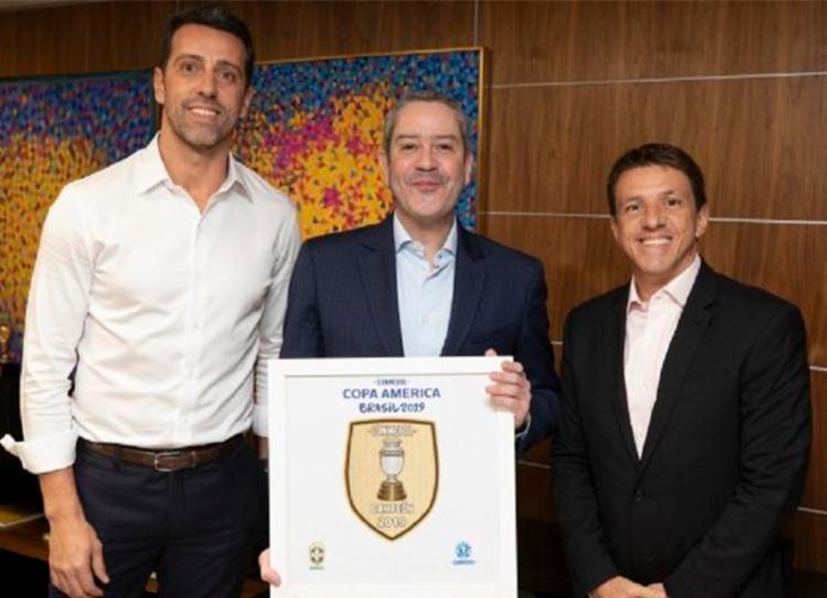 Coordenador da seleção não deixou possibilidade de lucros em empresa que geria o Ituano FC | Foto: Lucas Figueiredo | CBF - Foto: Lucas Figueiredo | CBF