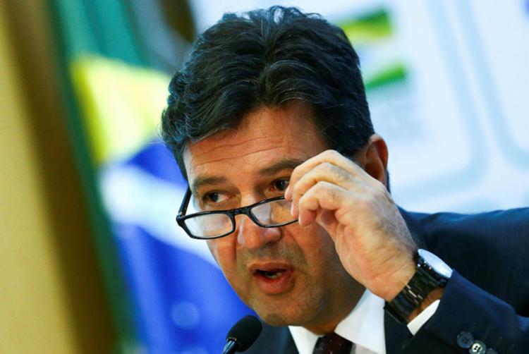 O ministro da Saude, Luiz Henrique Mandetta | Foto: Marcelo Camargo | Agência Brasil - Foto: Marcelo Camargo | Agência Brasil