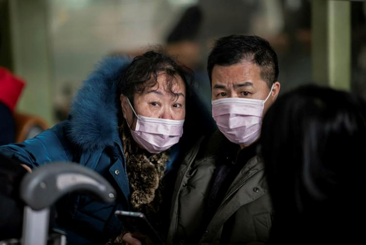 Surto matou 1.113 pessoas e infectou 44.653 na China continental | Foto: Nicolas AsfouriI | AFP - Foto: Nicolas AsfouriI | AFP