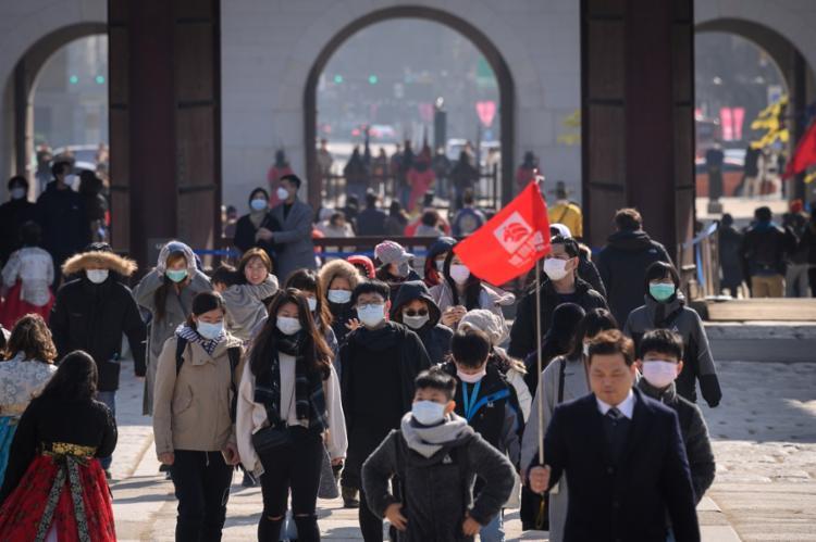 São agora 40.171 as pessoas infectadas no país | Ed Jones | AFP - Foto: Ed Jones | AFP