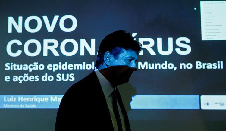 Brasil tem um caso confirmado | Foto: Sergio Lima | AFP - Foto: Sergio Lima | AFP