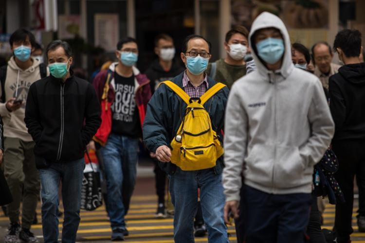 O óbito registrado no Japão é o segundo caso de morte por Covid-19 fora da China continental | Foto: Dale De La Rey | AFP - Foto: Dale De La Rey | AFP