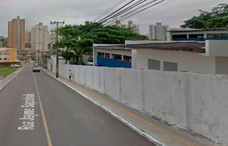Caso está sendo investigado   Foto: Reprodução   Google Street View - Foto: Reprodução   Google Street View