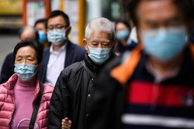 Número de pacientes infectados soma mais de 24 mil | Foto: Anthony Wallace | AFP - Foto: Anthony Wallace | AFP