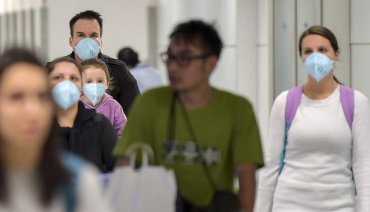 Até esta quarta, 26, a Organização Mundial de Saúde (OMS) já contabilizou 81.109 pacientes, além de 2.761 mortes   Foto: Nelson Almeida   AFP - Foto: Nelson Almeida   AFP