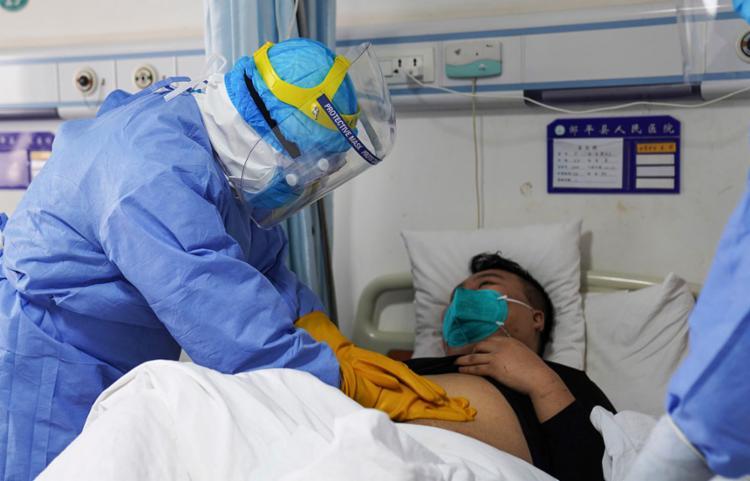 OMS já declarou estado de emergência global em saúde   Foto: STR   AFP - Foto: STR   AFP