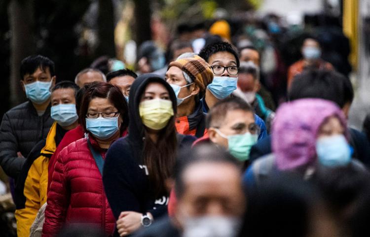 Informação foi divulgada pela Comissão Nacional de Saúde   Foto: Anthony WALLACE   AFP - Foto: Anthony WALLACE   AFP