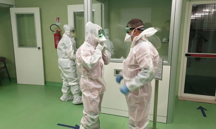 Os infectados pela doença chegam a 374 | Foto: Aeroporti di Roma - Foto: Aeroporti di Roma