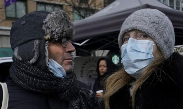 Atemorizadas e acuadas por viroses, as sociedades se quedam vulneráveis e dependentes de vacinas | Foto: Timothy A Clary | AFP - Foto: Timothy A Clary | AFP