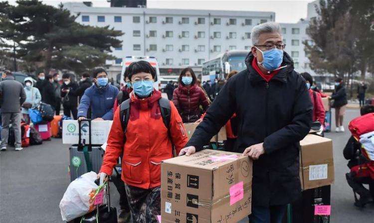 Total de mortes pelo coronavírus na China chega a 2.592 | Foto: Peng Ziyang | Xinhua - Foto: Peng Ziyang | Xinhua