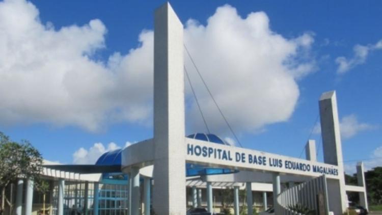 A vítima foi encaminhada em estado grave ao Hospital de Base Luis Eduardo Magalhães | Foto: Reprodução - Foto: Reprodução