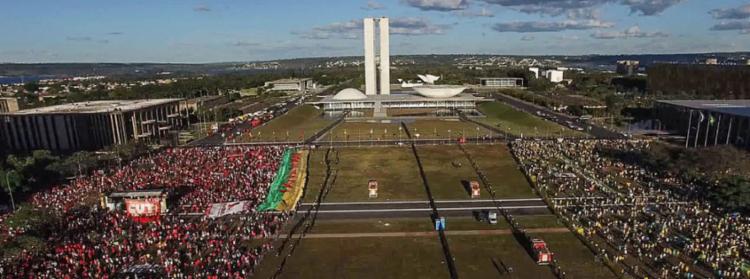 Democracia em Vertigem é a única produção brasileira no Oscar 2020 | Foto: Divulgação | Netflix - Foto: Divulgação | Netflix