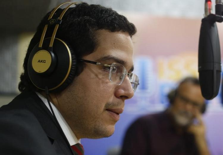 Advogado especialista em Direito de Família Victor Macedo aborda os direitos dos amantes   Foto: Rafael Martins   Ag.A TARDE - Foto: Rafael Martins   Ag. A TARDE