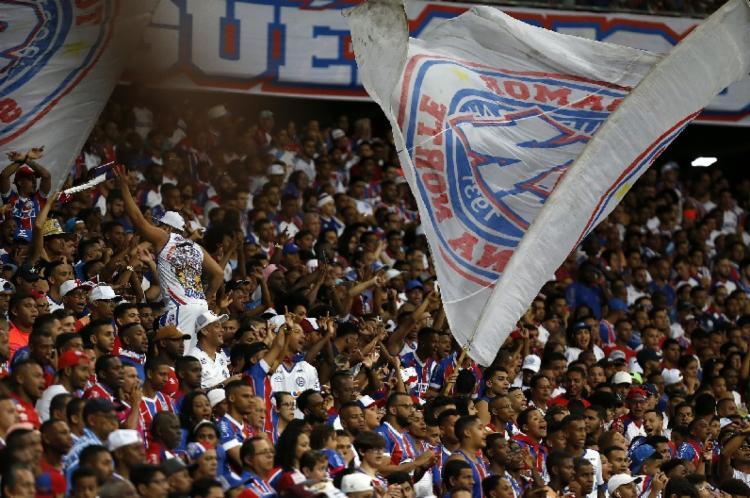 Cerca de 30 mil pessoas estão garantidas no clássico | Felipe Oliveira | EC Bahia - Foto: Felipe Oliveira | EC Bahia