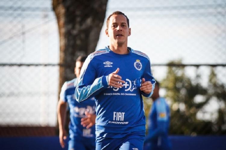 Meia de 31 anos conseguiu rescindir contrato com o Cruzeiro | Foto: Vinnicius Silva | Cruzeiro | Divulgação - Foto: Vinnicius Silva | Cruzeiro | Divulgação