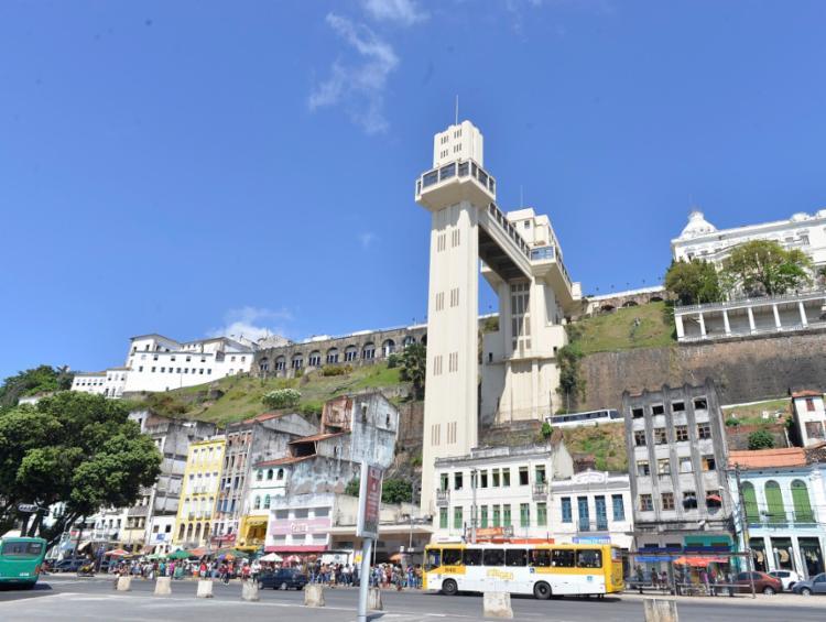 Modais ligam a Cidade Baixa a Cidade Alta | Foto: Shirley Stolze | Ag A TARDE - Foto: Shirley Stolze | Ag A TARDE