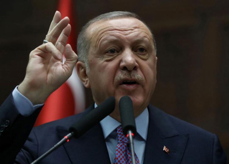 O presidente da Turquia, Recep Tayyip Erdogan, telefonou para o presidente russo, Vladimir Putin, com quem tratou do conflito com a Síria | Foto: Adem Altan | AFP - Foto: Adem Altan | AFP