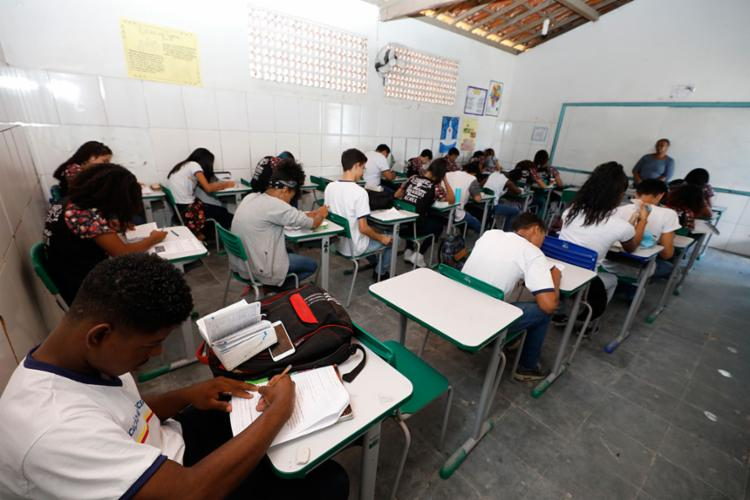 A Bahia está perdendo feio no quesito educação e inovação | Foto: Joá Souza | Ag. A TARDE | 7.8.2019 - Foto: Joá Souza | Ag. A TARDE | 7.8.2019