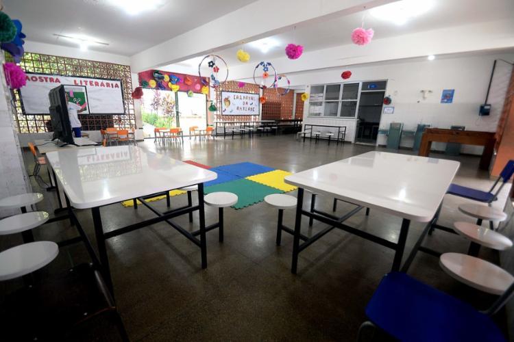 As unidades têm capacidade para abrigar 440 crianças e adolescentes | Foto: Jefferson Peixoto | Secom - Foto: Jefferson Peixoto | Secom