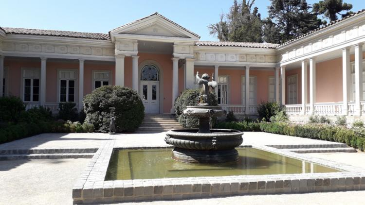 Casarão foi construído por Don Melchor de Concha y Toro em 1875