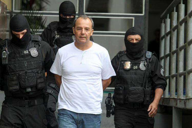 Cabral está preso há três anos | Foto: Rodrigo Félix | Estadão Conteúdo - Foto: Rodrig Félix | Estadão Conteúdo
