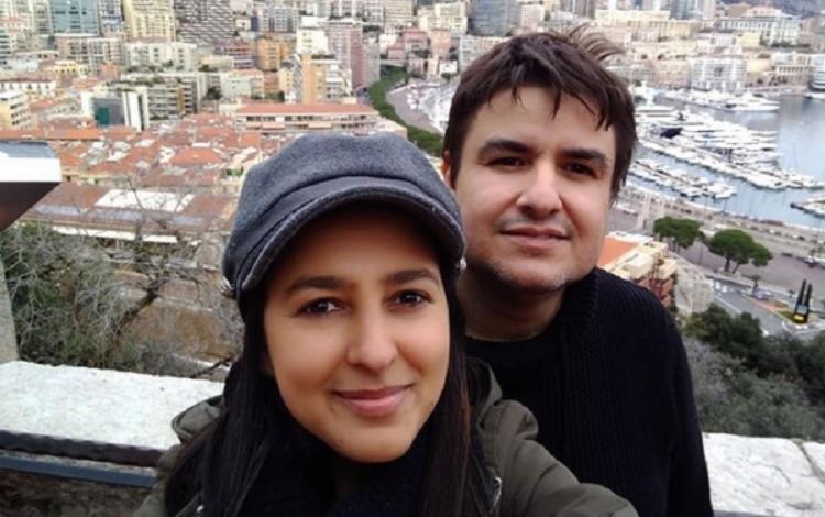 Cristiane Tavares e André Modenezi estavam em casa com o filho de quatro anos quando o atentado aconteceu | Foto: Reprodução | Redes Sociais - Foto: Reprodução | Redes Sociais