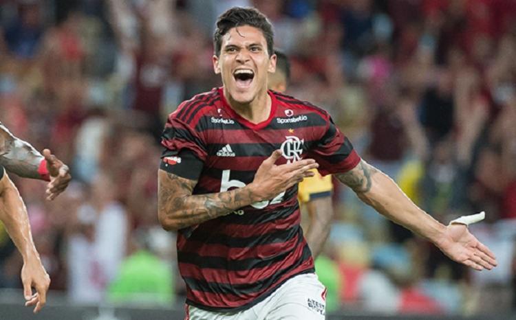 Atacante Pedro terá a missão de substituir Gabigol, suspenso | Foto: Alexandre Vidal | Flamengo - Foto: Alexandre Vidal | Flamengo