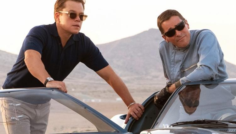 Protagonizado por Matt Damon e Christian Bale, filme teve quatro indicações ao Oscar | Foto: Divulgação - Foto: Divulgação