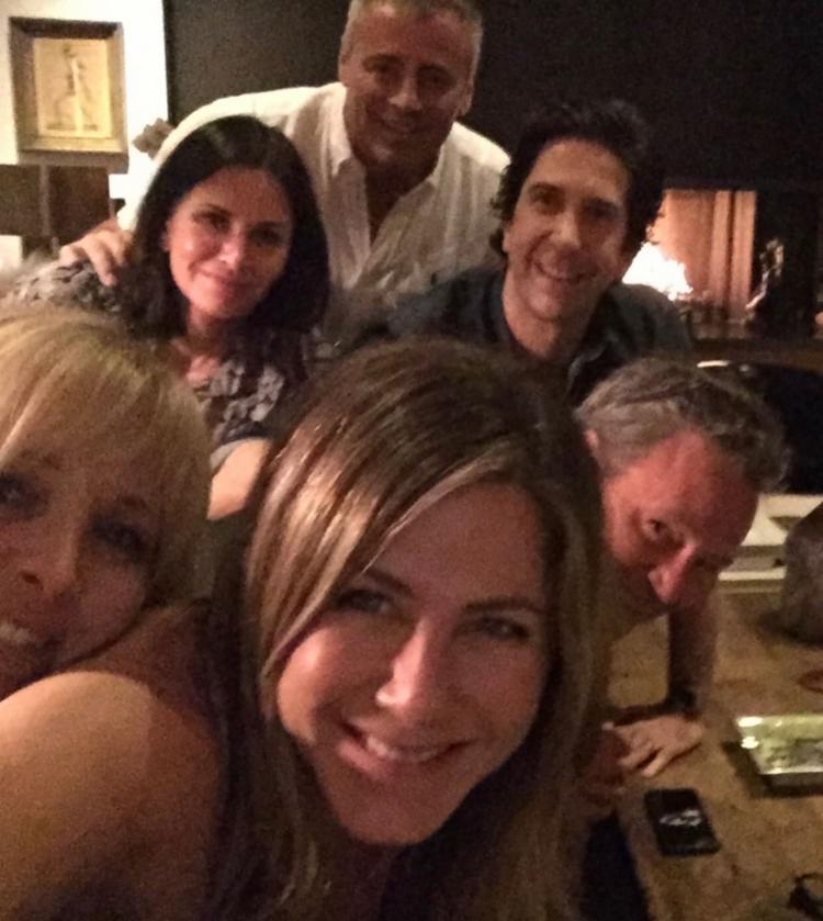 O elenco da famosa série se reunirá novamente em um especial   Foto: Reprodução   Instagram - Foto: Reprodução   Instagram