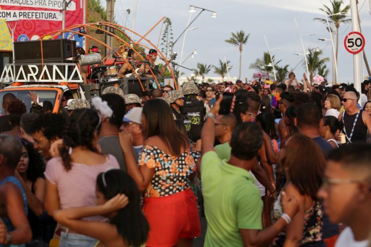 Eventos de pré-carnaval acontecem neste final de semana | Adilton Venegeroles | Ag. A TARDE - Foto: Adilton Venegeroles | Ag. A TARDE