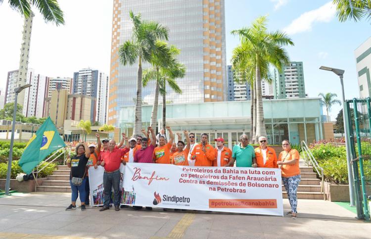 Bahia é um dos estados que participa da greve | Foto: Shirley Stolze | Ag. A TARDE - Foto: Shirley Stolze | Ag. A TARDE