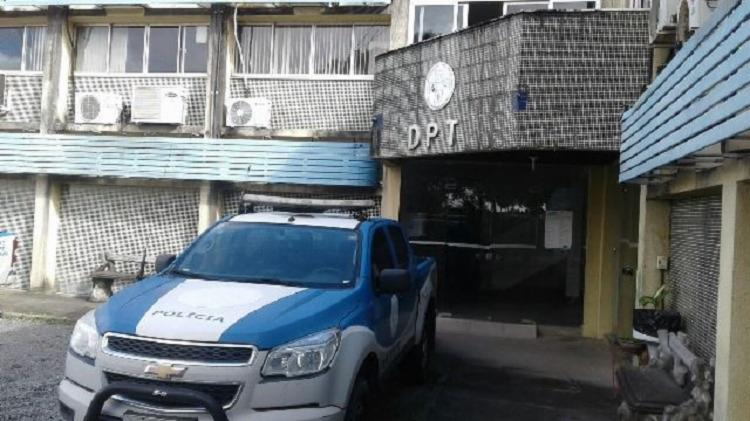O corpo foi encaminhado para o Departamento de Polícia Técnica (DPT) | Foto: Reprodução | Acorda Cidade - Foto: Reprodução | Acorda Cidade