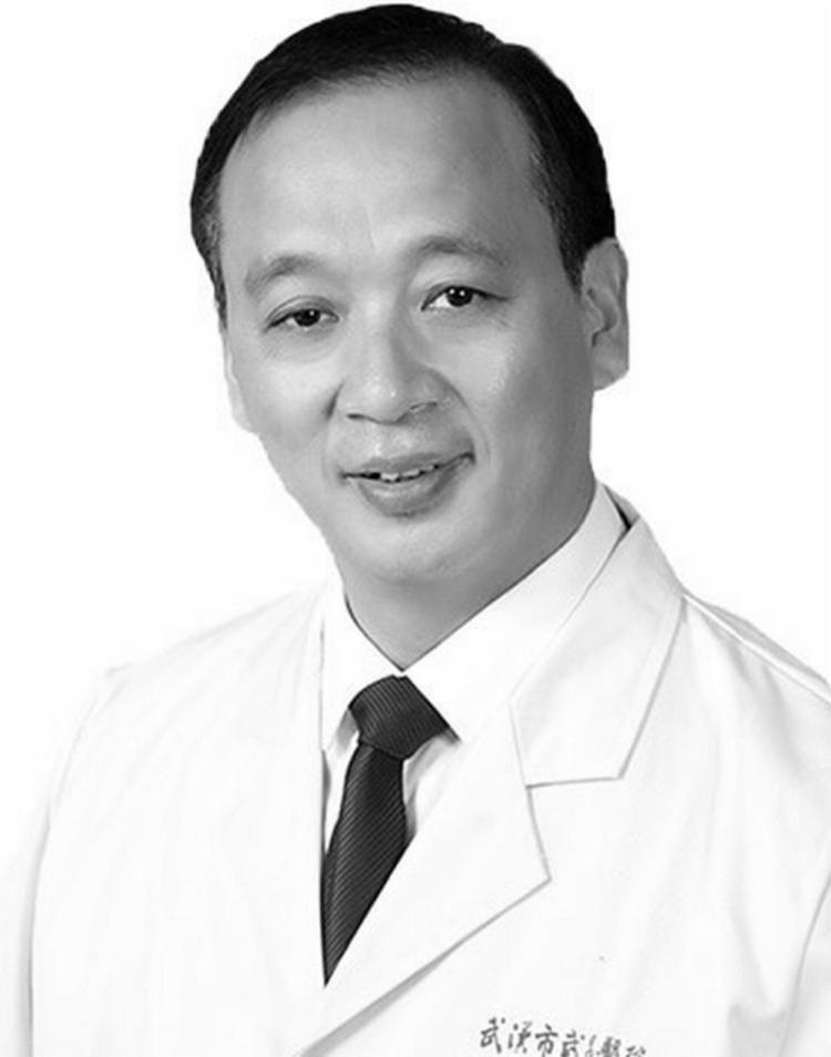 Liu Zhiming, trabalhava no hospital Wuchang, em Wuhan, epicentro da doença | Foto: Reprodução | Twitter | People's Daily - Foto: Reprodução | Twitter | People's Daily