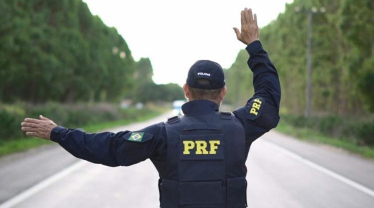 Polícia localizou, em um intervalo de apenas quatro horas, três foragidos da justiça | Foto: Divulgação | PRF - Foto: Divulgação | PRF