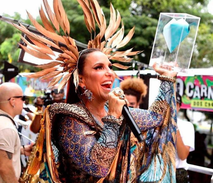 Essa é a primeira vez que Veveta puxa um trio sem cordas na terça-feira de Carnaval | Foto: Rafa Mattei | Divulgação - Foto: Rafa Mattei | Divulgação