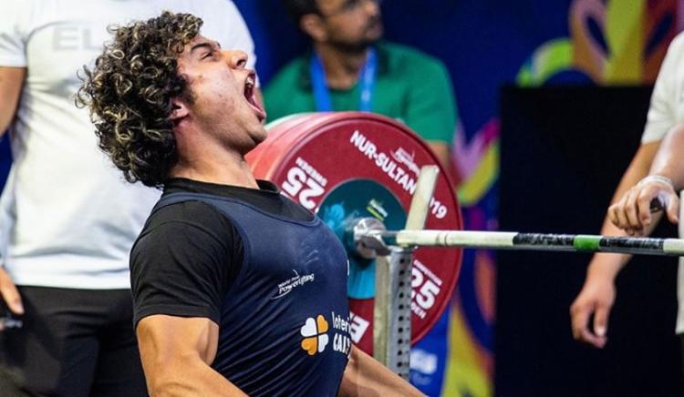 Potiguar João Maria Júnior fica com ouro na categoria até 49kg - Foto: Divulgação | Comitê Paralímpico Brasileiro