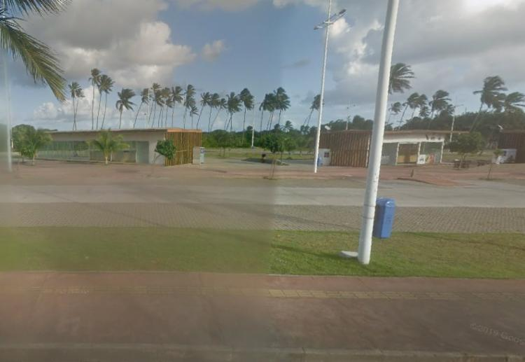 Ocorrência foi registrada nas proximidades do Palco do Rock | Foto: Google Street View - Foto: Google Street View