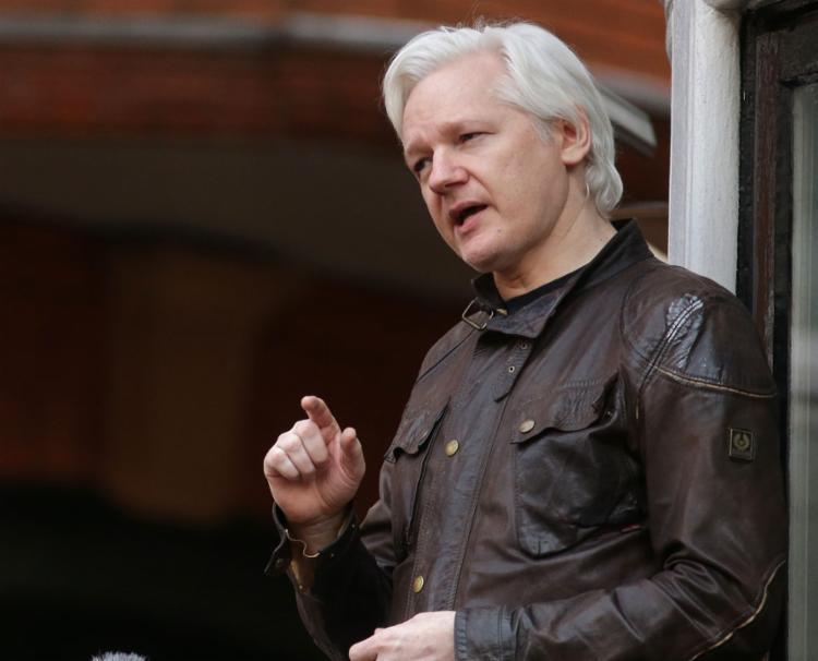 Julgamento do fundador WikiLeaks começa nesta segunda-feira, 24, em Londres | Foto: Daniel Leal-Olivas | AFP - Foto: Daniel Leal-Olivas | AFP