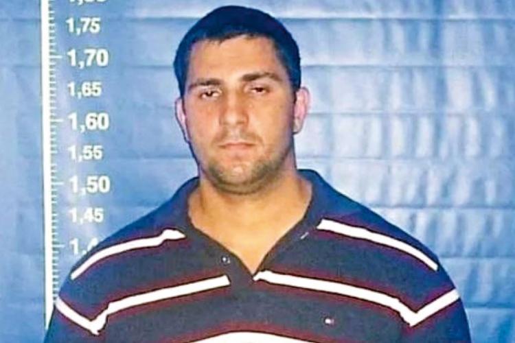 Adriano de Nóbrega foi morto em operação policial na Bahia   Foto: Divulgação - Foto: Divulgação
