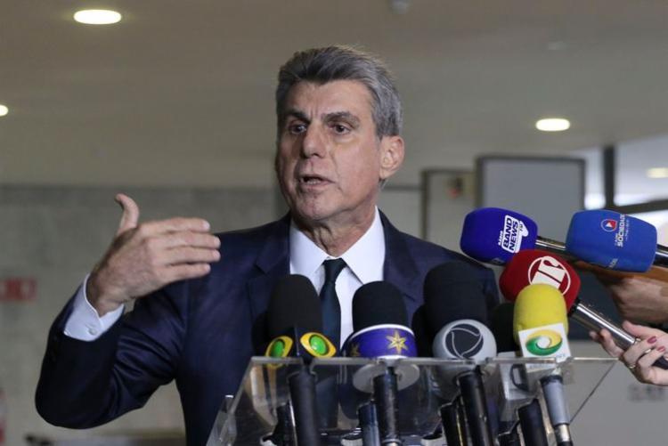 Ex-senador do MDB Romero Jucá (RR) teria cometido crimes entre 2008 e 2010 | Foto: Valter Campanato | Agência Brasil - Foto: Valter Campanato | Agência Brasil