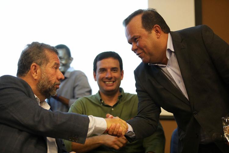 O secretário de Saúde de Salvador foi é lançado pré-candidato a prefeito de Salvador pelo partido na terça-feira, 11   Foto: Raul Spinassé   Ag. A TARDE - Foto: Raul Spinassé   Ag. A TARDE