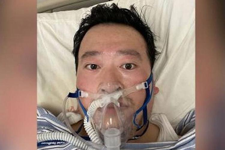O médico Li Wenliang, que alertou o mundo sobre existência do novo coronavírus   Foto: Reprodução - Foto: Reprodução