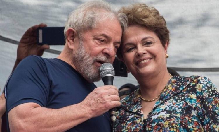 A ex-presidente Dilma Rousseff também vai participar do encontro, marcado para a próxima segunda-feira, 2 | Foto: Reprodução | AFP - Foto: Reprodução | AFP