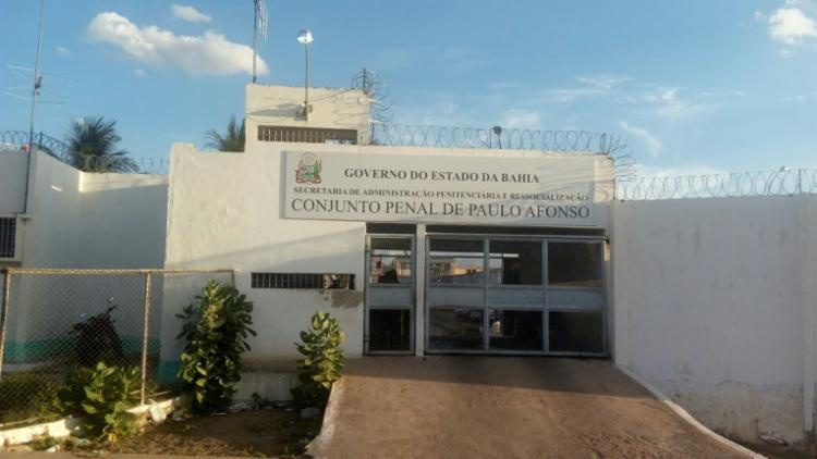Dupla deverá ser encaminhada para Conjunto Penal de Paulo Afonso | Foto: Divulgação | SEAP - Foto: Divulgação | SEAP