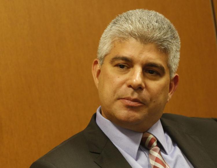 Barbosa foi afastado do cargo de secretário de Segurança Pública / Foto: Rafael Martins   Ag: A TARDE   5.8.2019 - Foto: Rafael Martins   Ag: A TARDE   5.8.2019