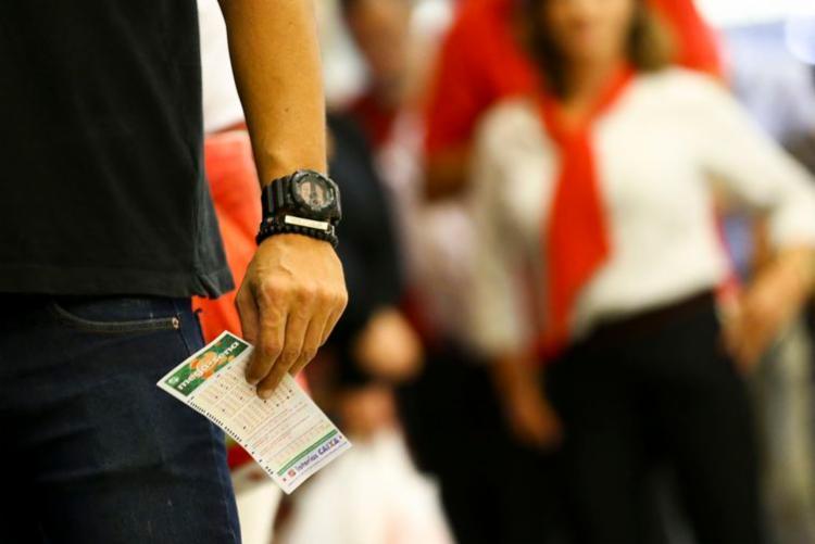 Apostas podem ser feitas até as 19h | Foto: Marcelo Camargo | Agência Brasil - Foto: Marcelo Camargo | Agência Brasil