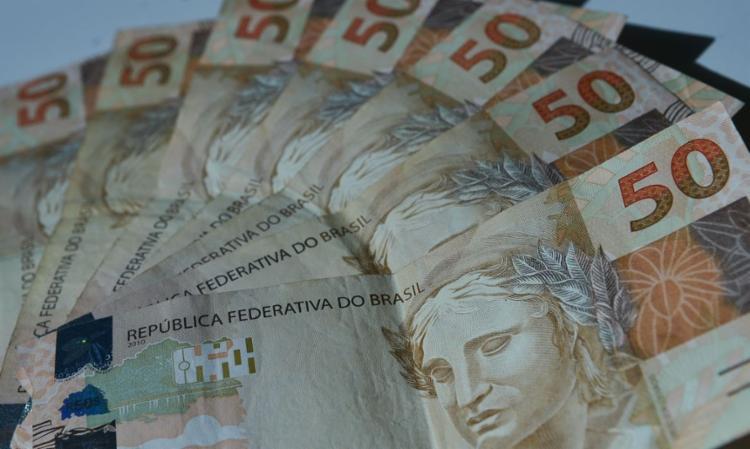 Para 2021, a estimativa de inflação se mantém em 3,75%   Foto: Agência Brasil - Foto: Agência Brasil